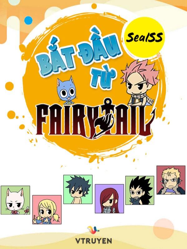 Bắt Đầu Từ Fairy Tail