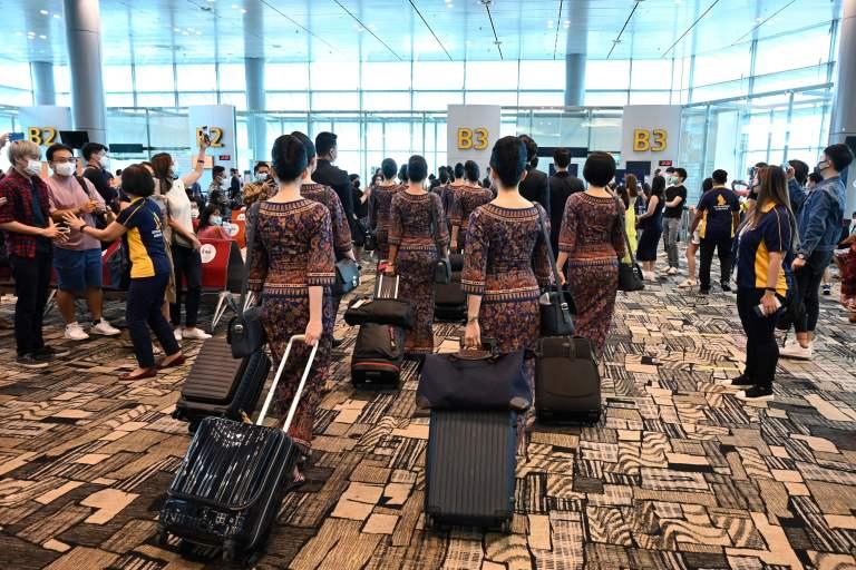 Singapore-Hong Kong travel bubble postponed as Hong Kong's coronavirus cases rise