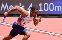 Ujah, GB Olympic medalist, suspended after doing the positive