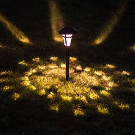 Shop For Gigalumi Solar Pathway Lights Outdoor 6 Pack