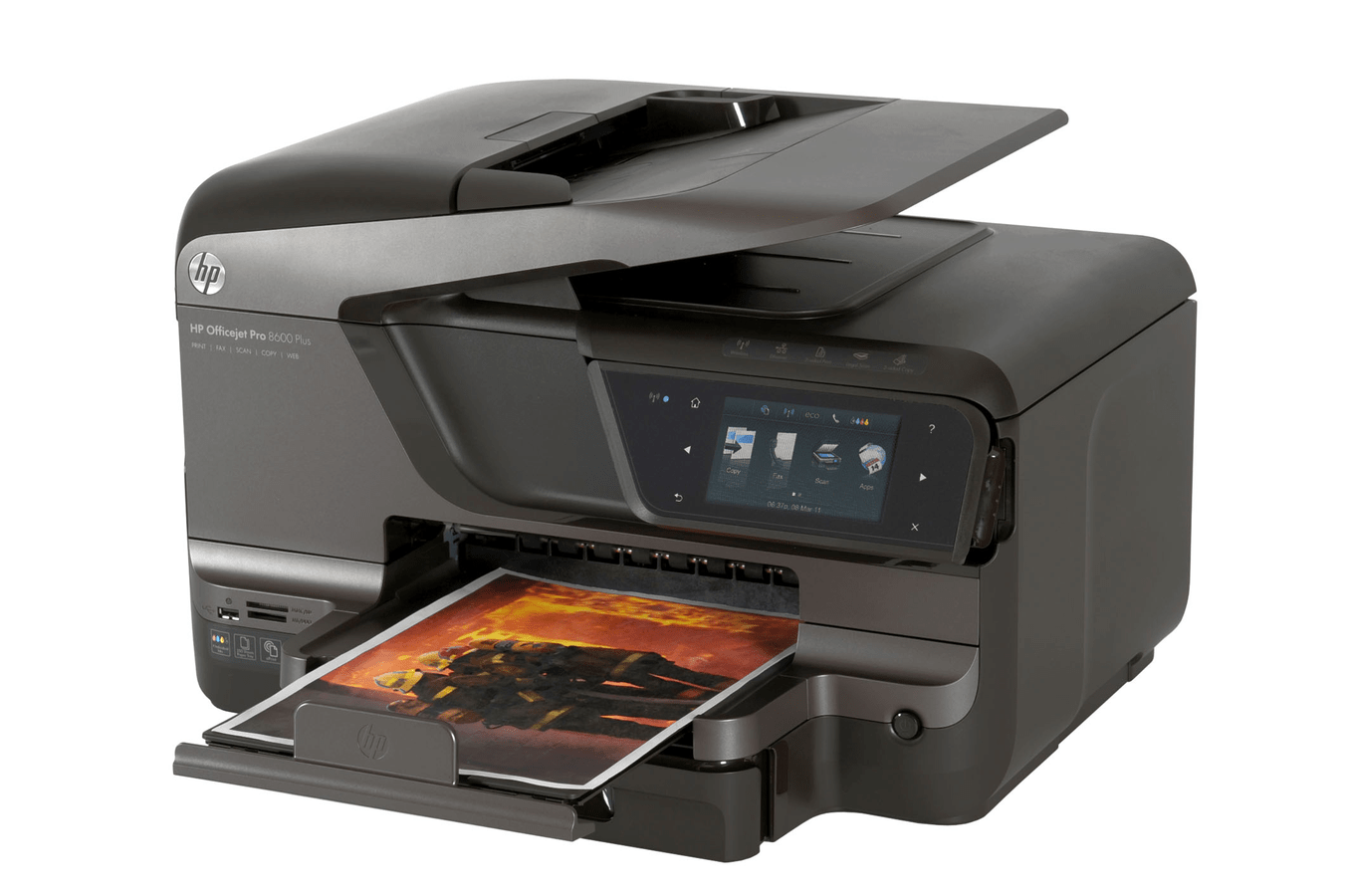 Imprimante Jet D Encre Hp Officejet Pro 8600 Plus 8978689