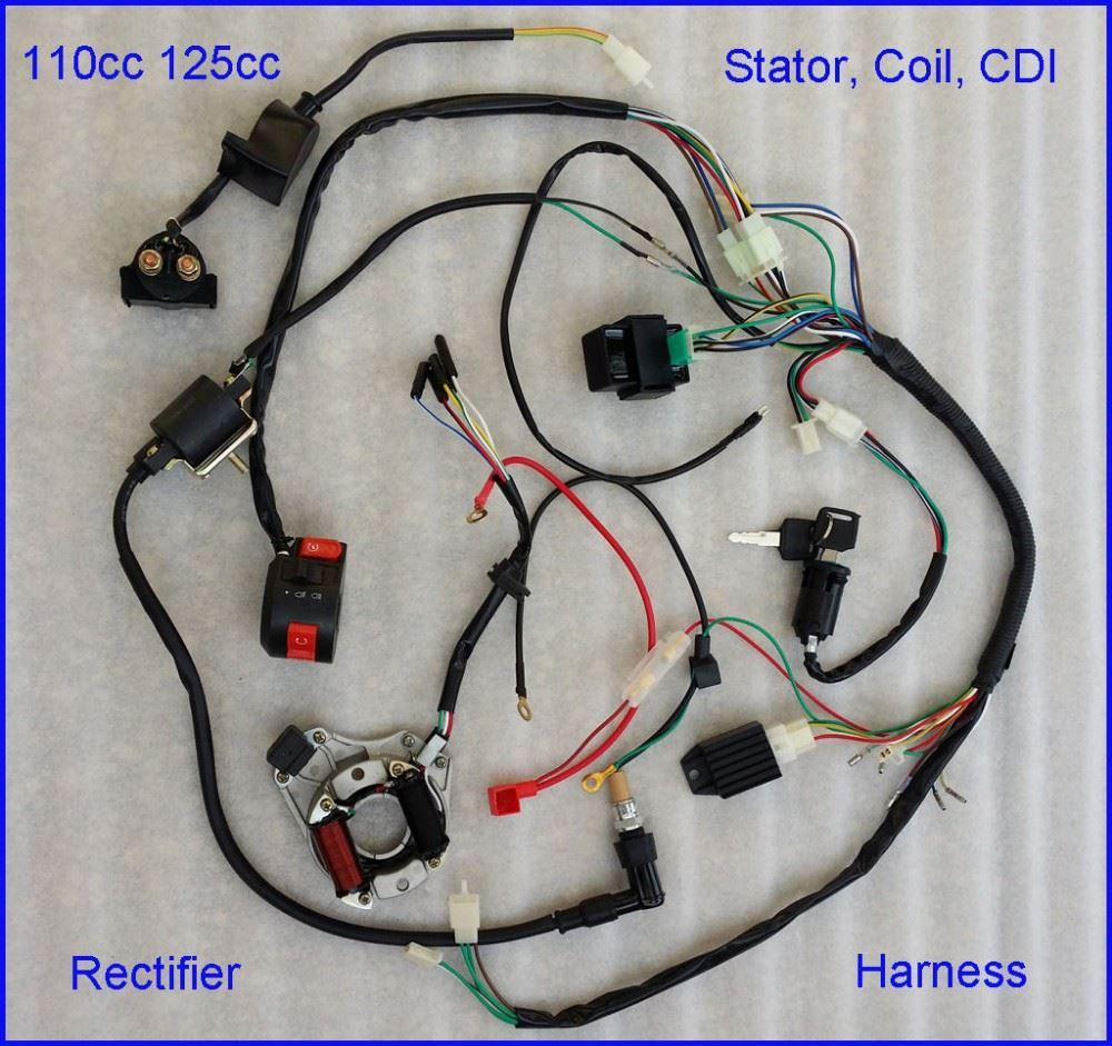 Sunl 110cc Atv Wiring Diagram Diagrams For Quad 110