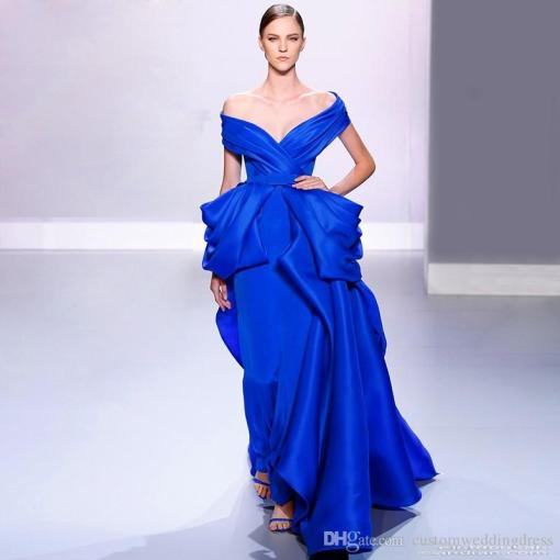Fancy Trendy Ladies Dinner Ball Gown Abendkleider Lange Ballkleider     Fancy Trendy Ladies Dinner Ball Gown Abendkleider Lange Ballkleider Royal  Blue Evening Dress To Night Prom Long Party Dresses Prom Dress Uk Prom  Dresses