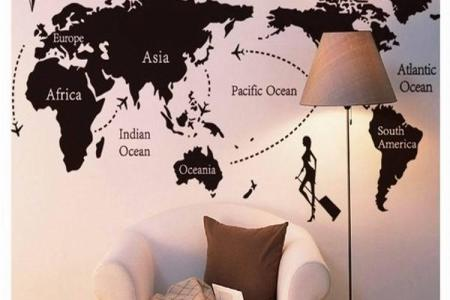 World map kids wall sticker 4k pictures 4k pictures full hq decal boys room wall map decals large world map nursery wall decal baby nursery wall wall map decals cultural world map wall decal reusable vinyl fabric gumiabroncs Images
