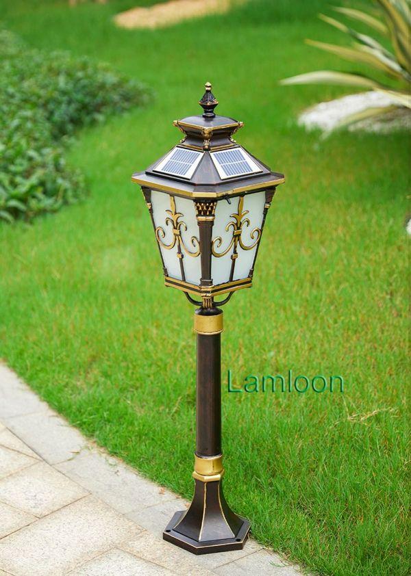 outdoor yard lamps # 78