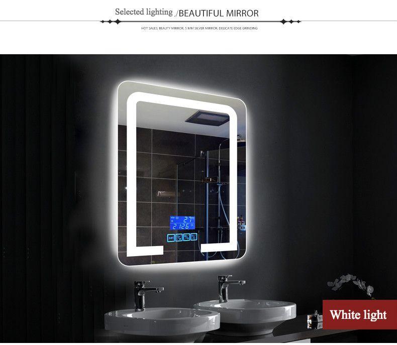2019 Bathroom Wall Mount Lighting Led Vanity Mirror With