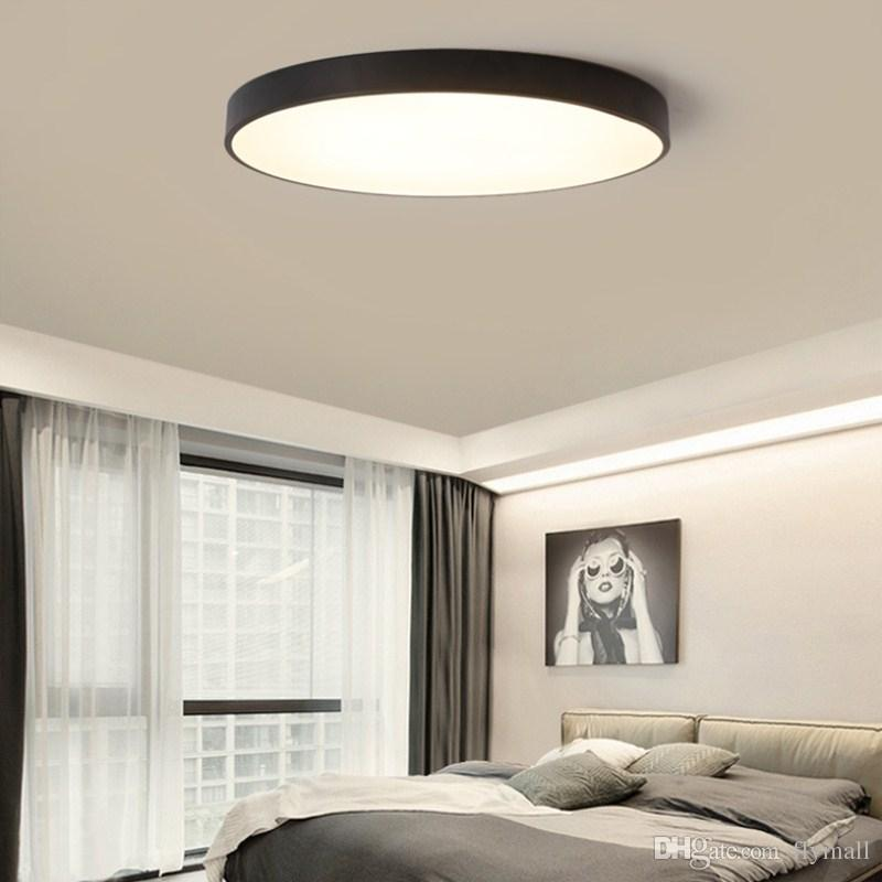 Flush Mount Led Ceiling Light