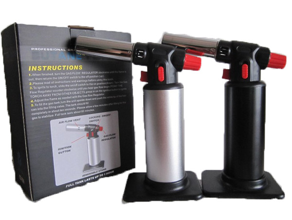 Best Kitchen Blowtorch Review