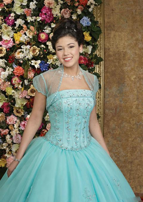 Forest Enchanted Prom Dresses Themed