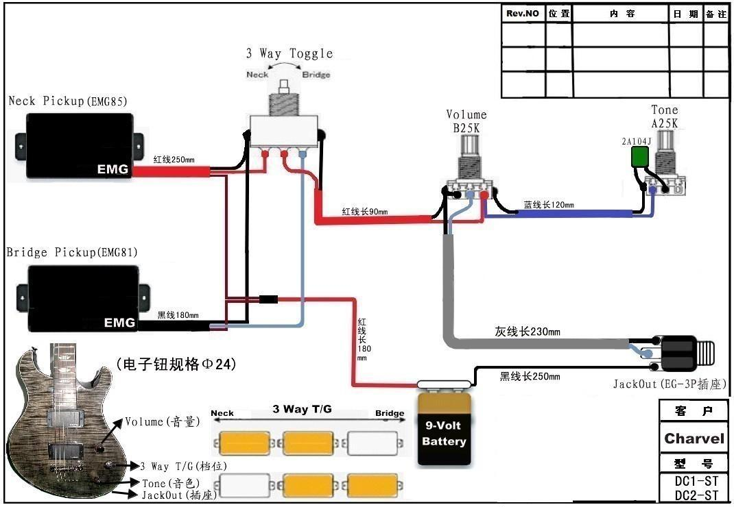 Emg Wiring Diagram 3 Way Switch Free Download Wiring Diagram | Xwiaw ...