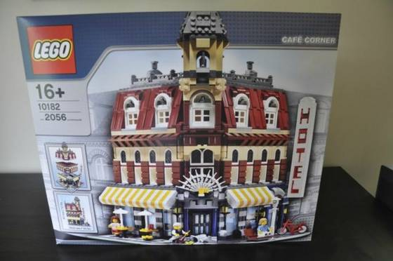Sell Lego 10182 Cafe Corner id 18511209  from CV  Berdikari Toys   EC21 Sell Lego 10182 Cafe Corner