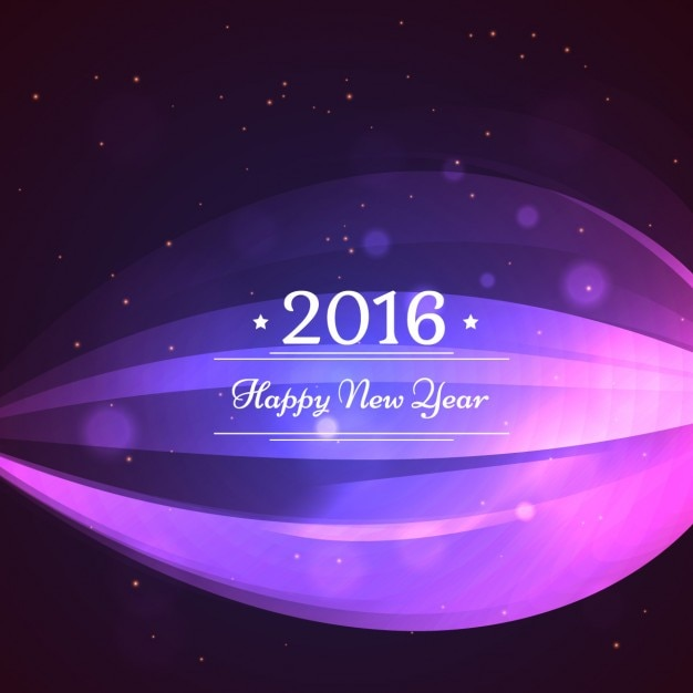 Abstract new year 2016 background in purple color Vector   Free Download Abstract new year 2016 background in purple color Free Vector