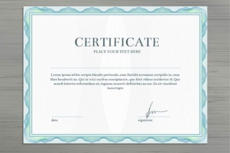 Nice Certificate Template Ai Pictures    Certificate Template Ai         Certificate Templates Psd Word Gift Certificate Templates Inspirational  Free