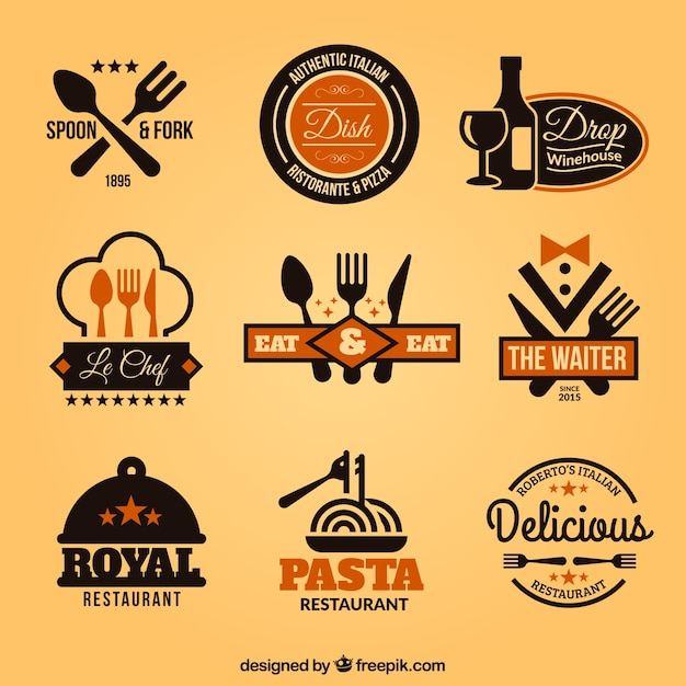 All Restaurants Logos And Names