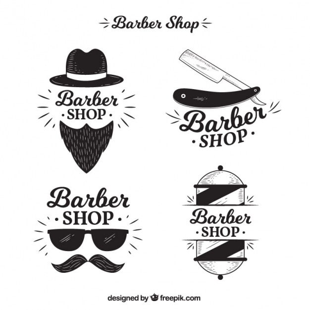 Barber Shop Vectors, Photos and PSD files | Free Download
