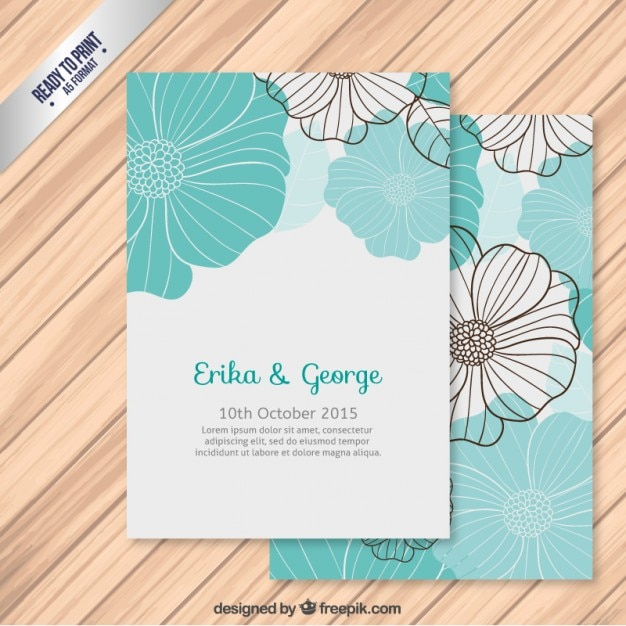 Marriage Invitation Card Content