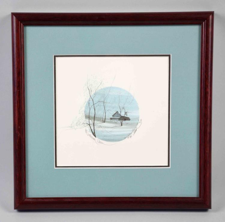 Moss P Buckley Framed Prints