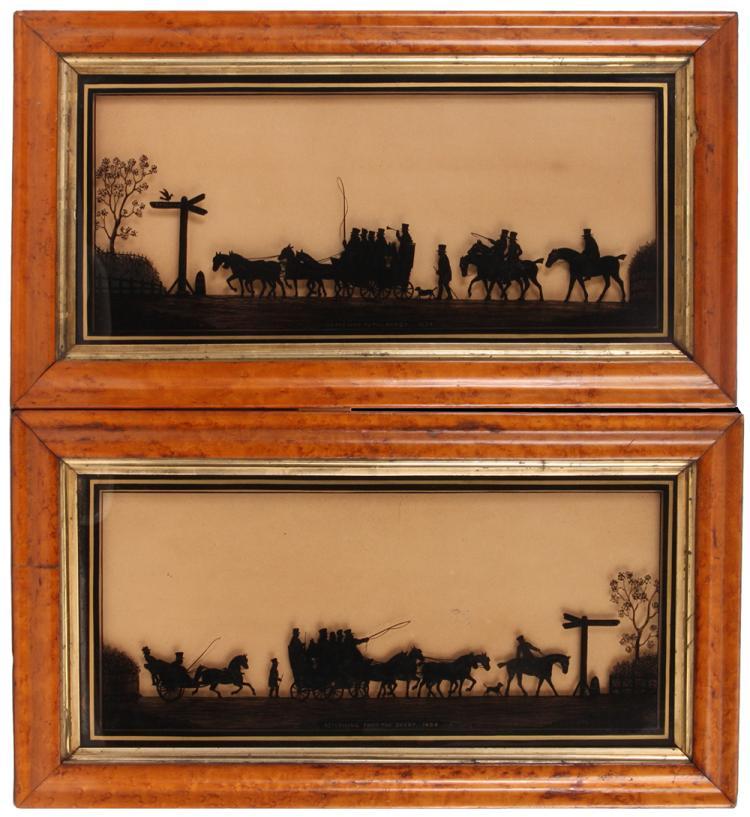 Reverse Glass Paintings Sale