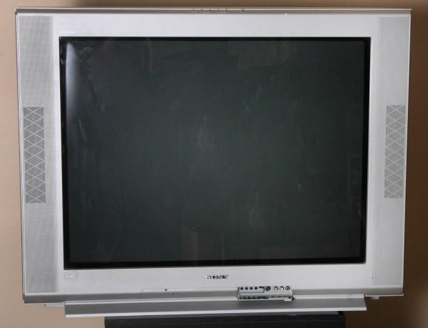 Sony Trinitron Tv 36 Inch