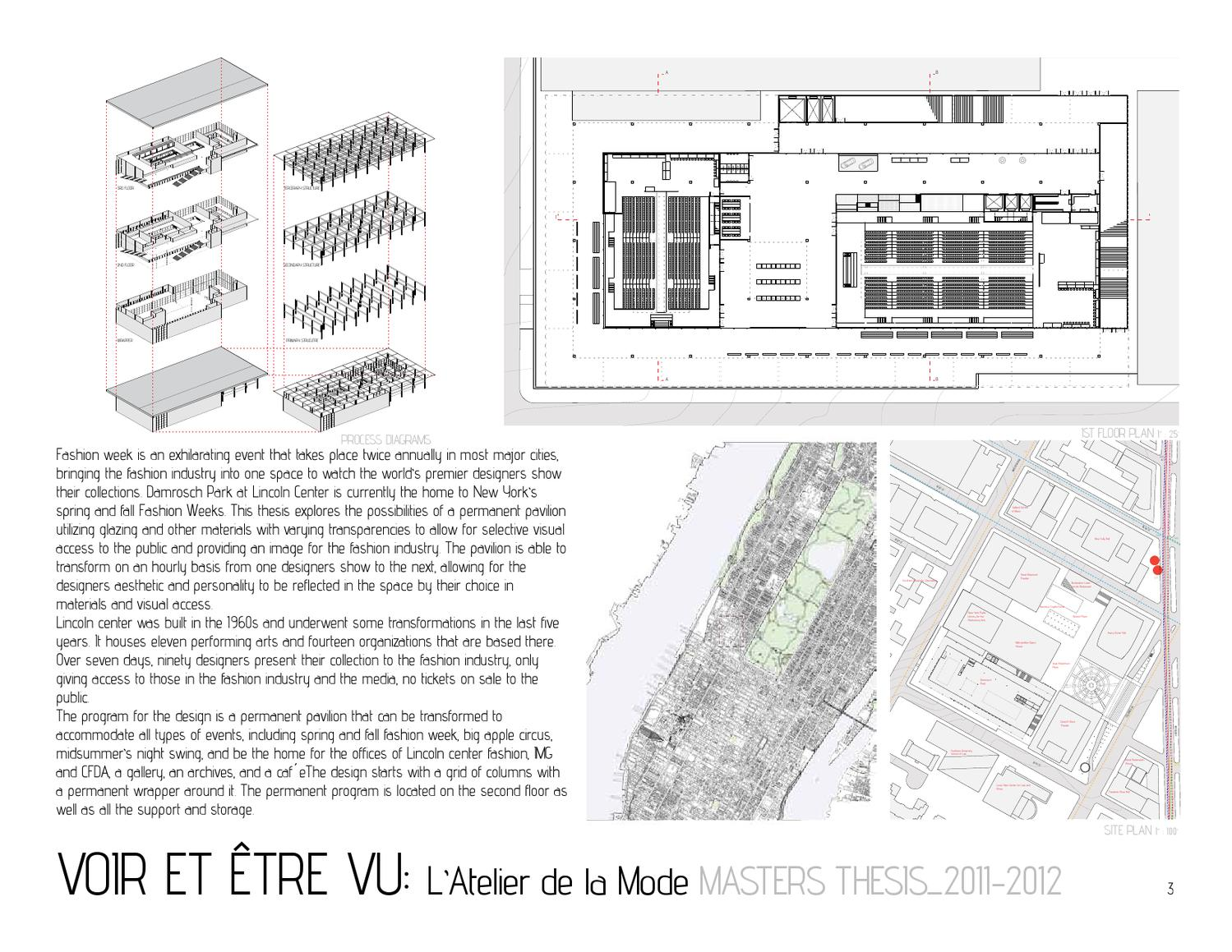 Archinect Resume And Work Samples By Jessica Ivry Issuu