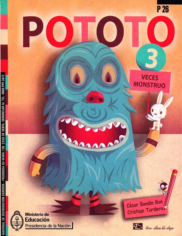 Pototo By Escuela 3 De 6 186 Rufino Sanchez Issuu