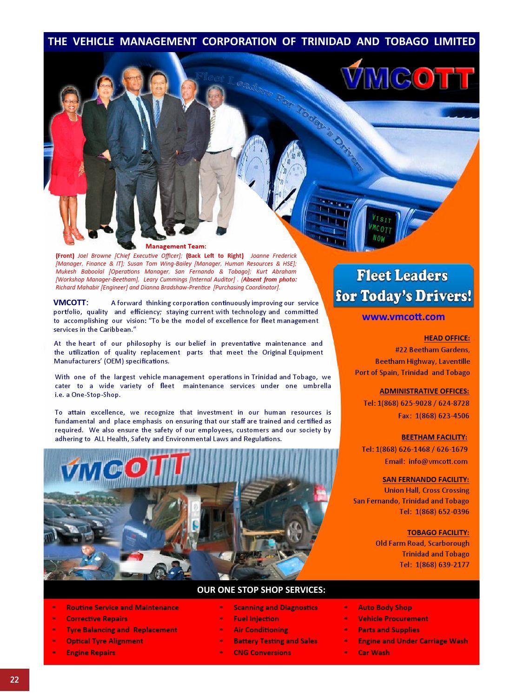 Executive Bodyguard Services Ltd Trinidad And Tobago