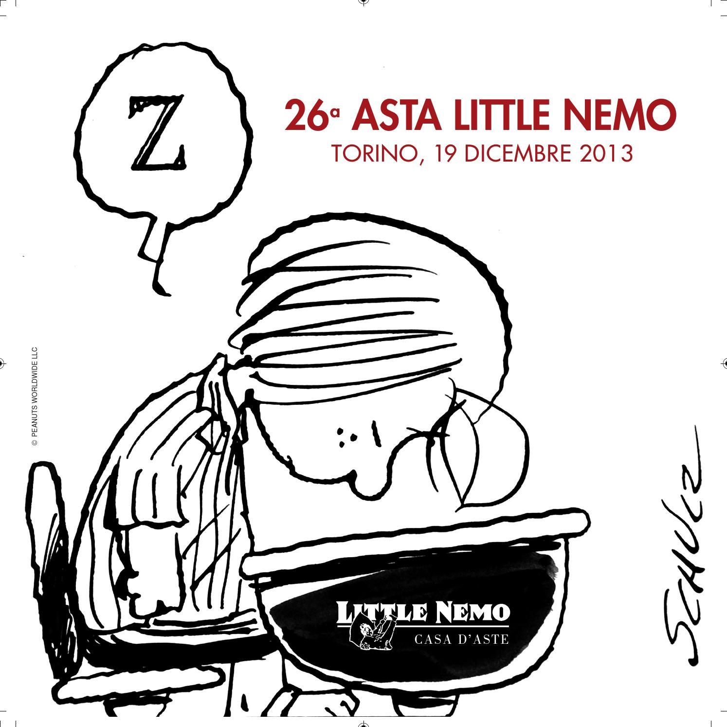 Little nemo asta 26 19 dicembre 2013