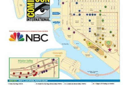 map comic con » Free Wallpaper for MAPS | Full Maps