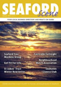 Seaford Scene February 2015 by Fran Tegg   issuu Page 1