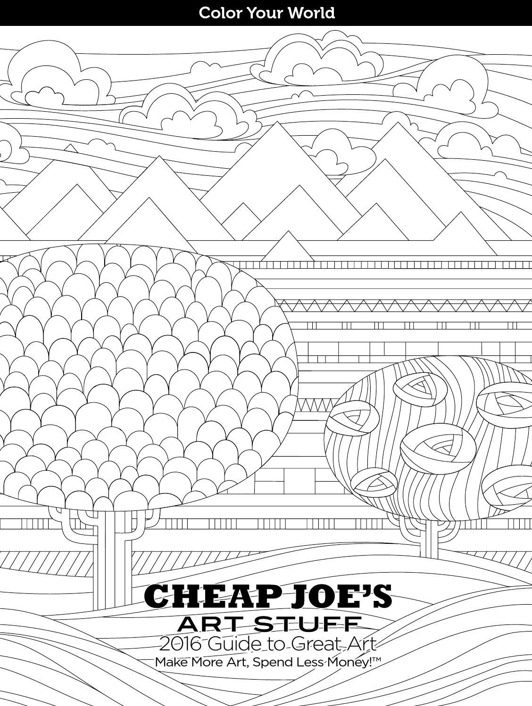 Cheap joe's art stuff 2016 guide to great art by cheap joe's art stuff issuu