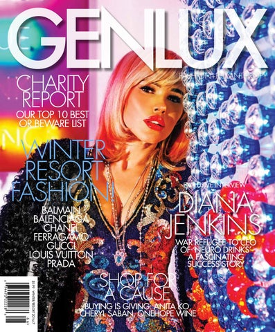 Genlux Winter Resort 2016 2017 By Genlux Issuu