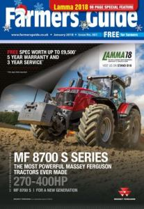 Farmers Guide January 2018 by Farmers Guide   issuu Page 1