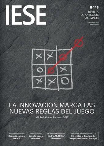 Revista De Antiguos Alumnos Del Iese N 250 M 148 By Iese Business School Issuu