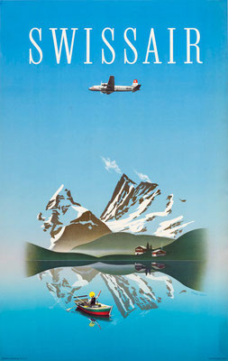 How To Collect Original Vintage Airline Posters