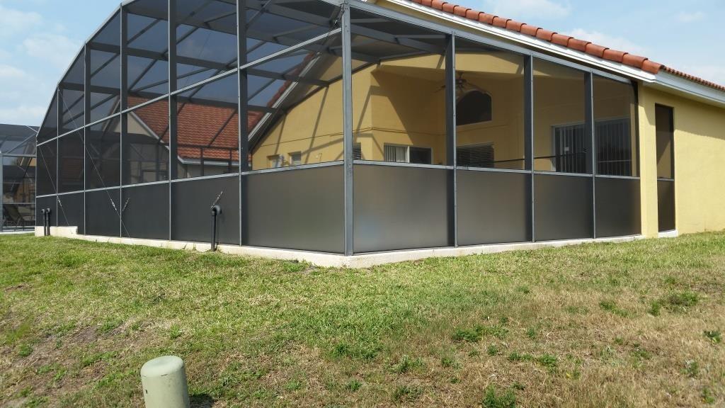 Deck Enclosure Ideas