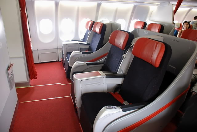 Seat Map Airbus United A321