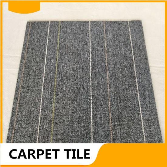 China Anti Slip Pvc Backing Stair Treads Level Loop Carpet Tile | Stair Tread Carpet Tiles | Treads Lowes | Slip Resistant | Non Slip | Tread Covers | Walmart