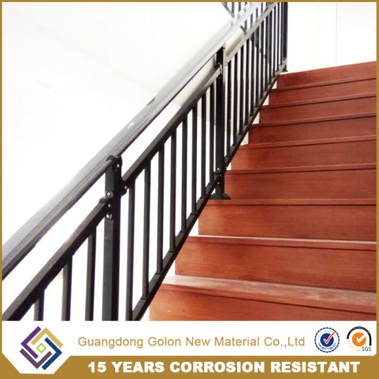 China Easy Assembled Aluminium Railing For Balcony Villa Stair   Aluminium Railing For Stairs   Hand   House   Indoor   Staircase   3 Foot