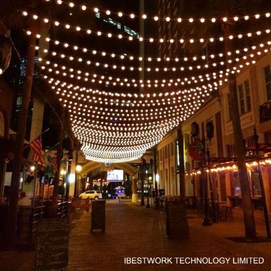 outdoor pendant string lights # 13