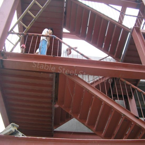 China High Quality Steel Stairs For Sale China Steel Staircase | Steel Stairs For Sale | Spiral | Indoor | Interior | Cantilever | Straight