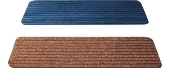 China Custom Eco Friendly Non Slip Indoor Stair Treads Carpet Mat | Non Slip Carpet Stair Treads Indoor | Rubber Backing | Decor Rugs | Slip Resistant | Pure Era | Flooring