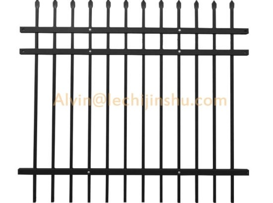Wholesale Steel Railing Fencing Buy Reliable Steel Railing   Menards Wrought Iron Railing   Handrail   Deck Railing   Spindles   Fence   Cattail