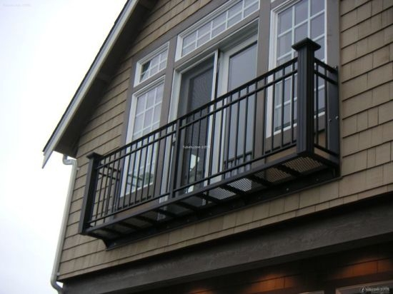 China Modern Design Outdoor Stair Balcony Steel Railing China | Modern Railing Designs For Stairs | Outdoor | Small | Interior | Stairway | Inside Staircase