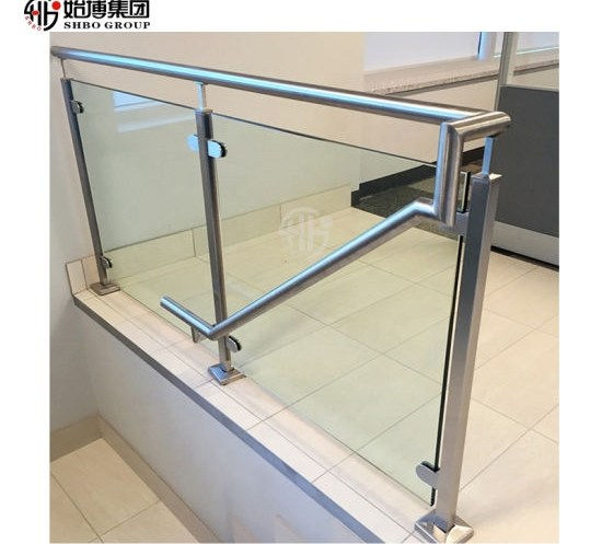 China Glass Banister Cost Balustrade Handrail China Stair | Glass Banisters For Stairs Price | Floating Staircase | Railing | Stair Railing Systems | Stainless Steel | Stair Case