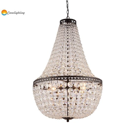 crystal chandelier traditional # 54