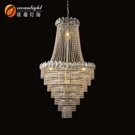 crystal chandelier traditional # 61