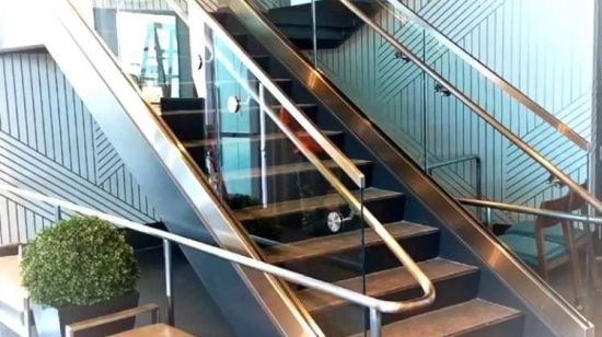 Oem Odm Factory Exterior Stainless Steel Glass Deck Cable | Exterior Stainless Steel Handrail | Adjustable Exterior Metal | Modular Steel | Porch | Steel Usa | Wall Mounted