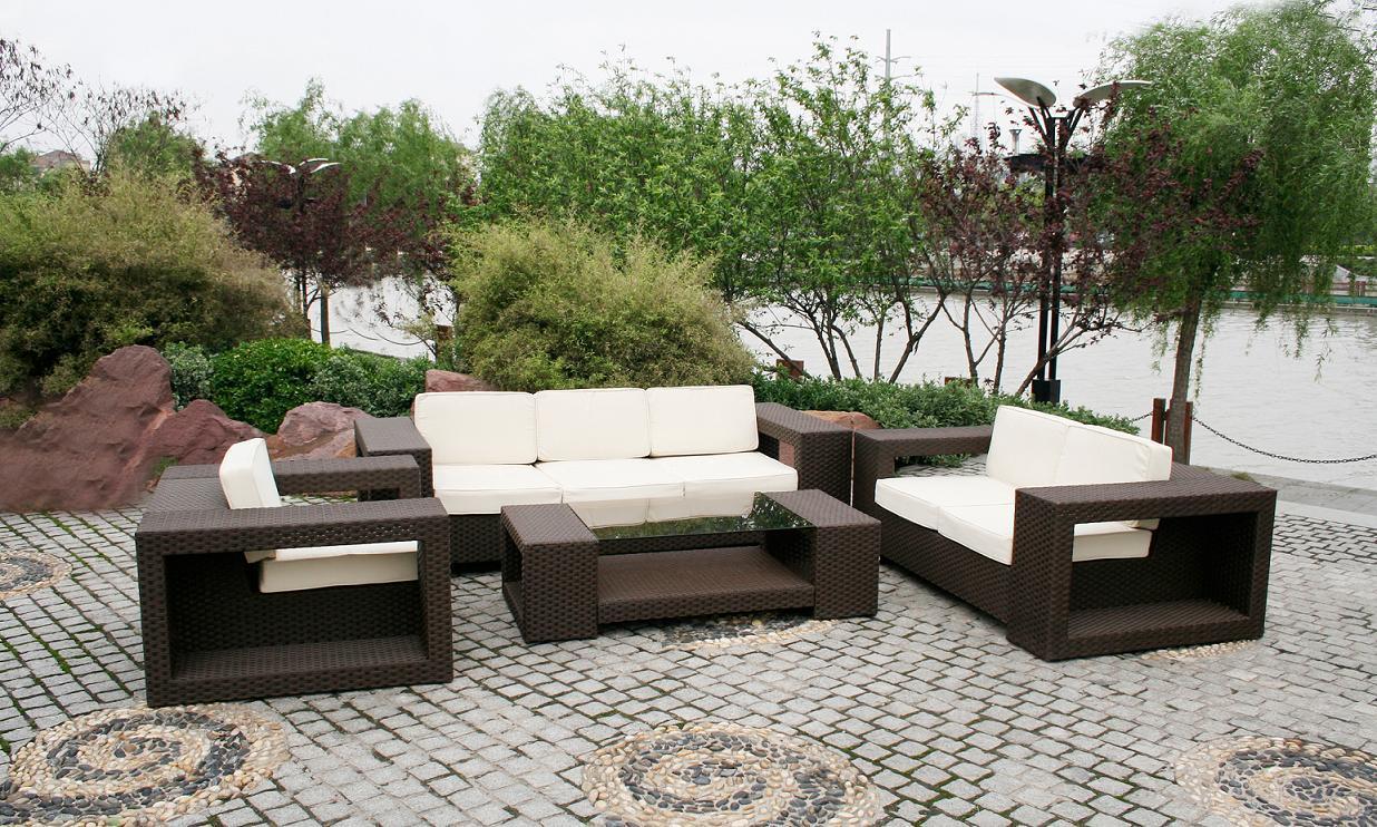 Contemporary Wicker Furniture