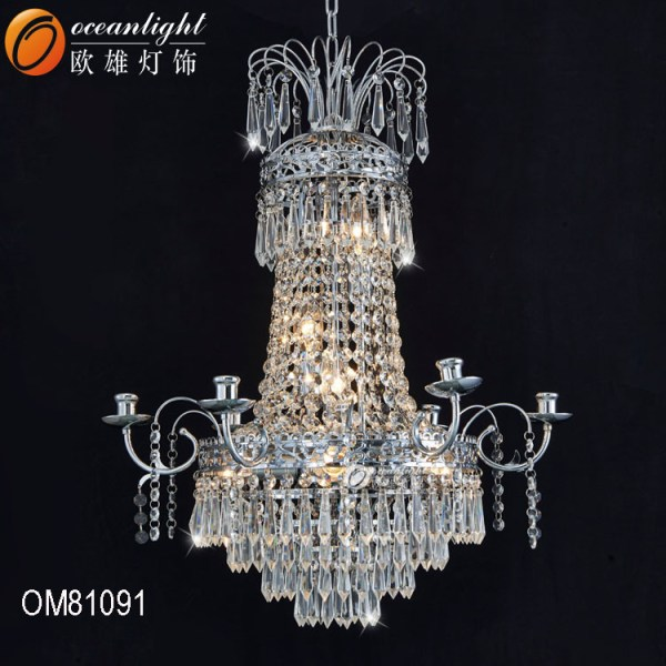 crystal chandelier traditional # 48