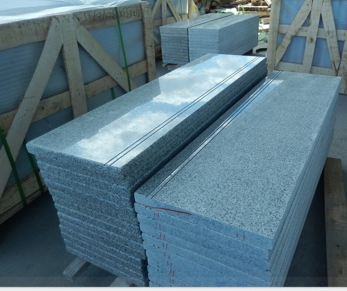 China Natural Stone For Stair Treads Outdoor Stairs | Granite Stone Steps Outdoor